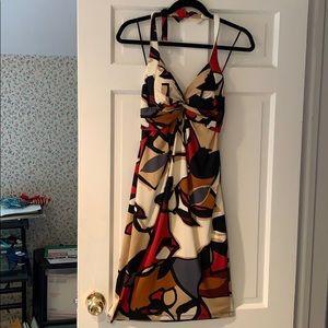 Cache halter top dress